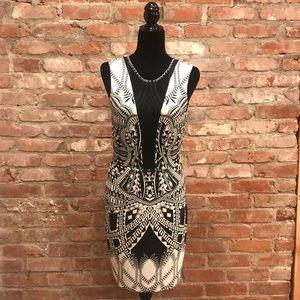 TART cocktail dress.